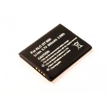 Bateria CAB3120000C1 para Alcatel OT-710A OT-710D OT-806 OT-807 OT-880