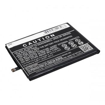 Bateria WIKO Fever 4G TLP15J15 compatível, 3,8v 3Ah 11,4Wh