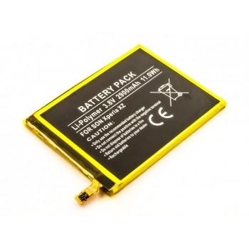 Bateria para Sony Xperia XZ, LIS1632ERPC 3,8V 2900mAh, 11.0Wh