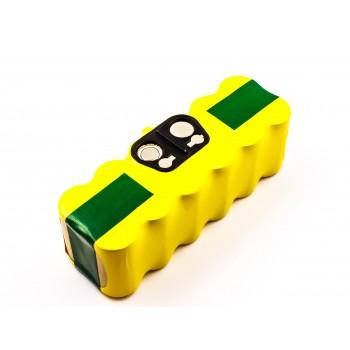 Bateria para IROBOT Roomba Serie 500, 600, 700 e 800, NiMH 14,4V 3300mAh