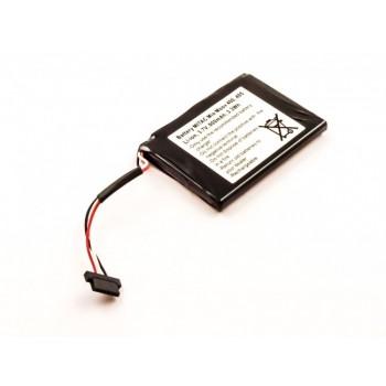 Bateria GPS Mitac Mio Moov 400 405 compatível 3,7V 900mAh 3.3Wh