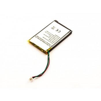 Bateria GPS Garmin Edge 605 Edge 705 compatível 3,7V 1250mAh 4.6Wh
