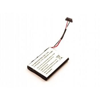 Bateria GPS Navigon Triansonic PNA 7000 compatível 3,7V 1230mAh 4.6Wh