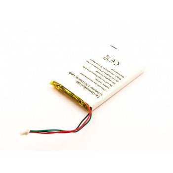 Bateria GPS Garmin Nuvi 285 Nuvi 3590LMT compatível 3,7V 1250mAh 4.6Wh