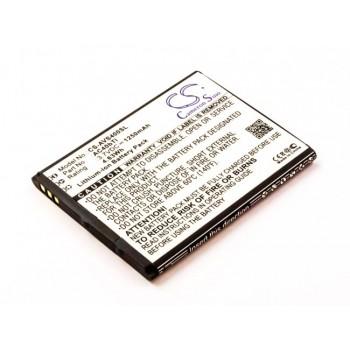 Bateria para Archos 40b Titanium, 3,7V 1250mAh 4,6Wh