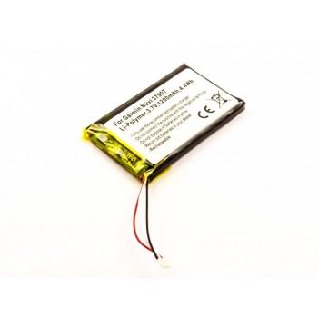 Bateria GPS Garmin Nuvi 3790T compatível 3,7V 1200mAh 4,4Wh