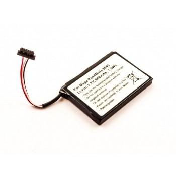 Bateria GPS Becker Ready 43 Talk V2 compatível 3,7V 900mAh 3.3Wh