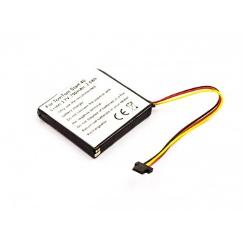 Bateria GPS TomTom START 40 EUROPA compatível 3,7V 700mAh 2.6Wh