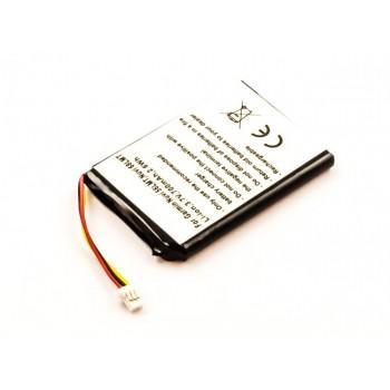 Bateria GPS Garmin Nuvi 56LMT 361-00056-05 compatível 3,7V 700mAh 2,6Wh