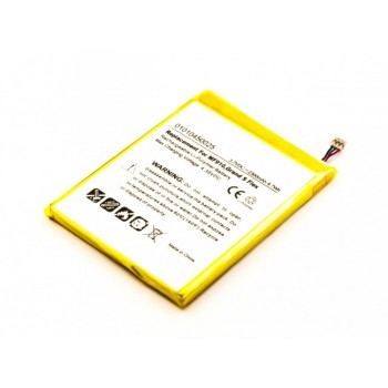Bateria para ZTE Grand S Flex Li3823T43P3h715345, 3,7V 2300mAh 8,5Wh