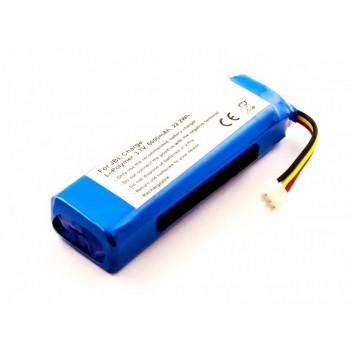 Bateria para coluna JBL Charge, 3,7V 6000mAh 22,2Wh