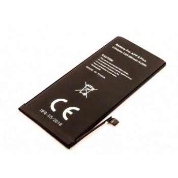 Bateria Apple iPhone 8 Plus compatível 616-00367 3,82V 2691mAh 10,28Wh