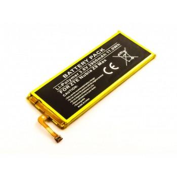 Bateria para ZTE ZTE Nubia Z9 Max LI3829T44P6HA74140