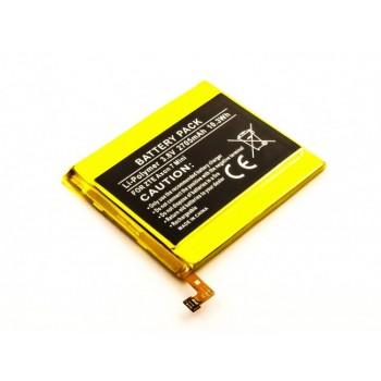Bateria para ZTE Axon 7 Mini, LI3927T44P8H726044, 3,8V 2705mAh, 10,3Wh