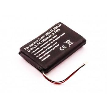 Bateria GPS Garmin Zumo 350LM 390LM compatível 3,7V 1800mAh 6.7Wh