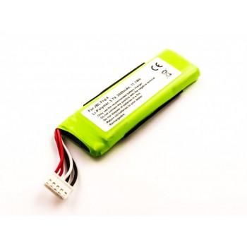 Bateria coluna JBL Flip 4 compatível 3,7V 3000mAh 11,1Wh