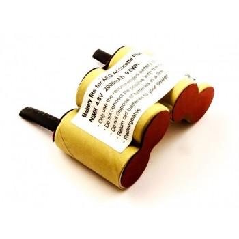 Bateria para Aspirador AEG Accurette Plus