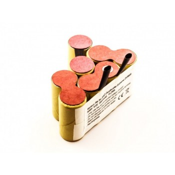 Bateria para Aspirador Black&Decker Dustbuster DV9605