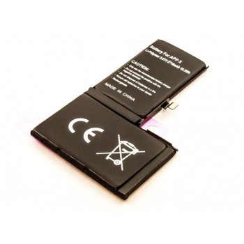 Bateria Apple iPhone X 616-00351 compatível 3,81V 2716mAh 10,3Wh