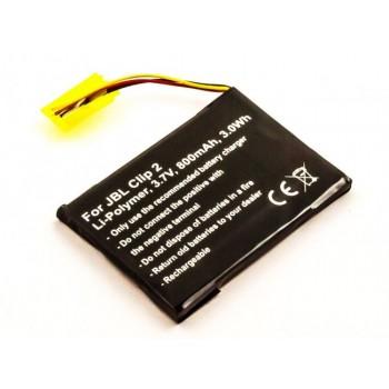 Bateria para coluna JBL Clip 2