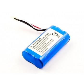 Bateria para Sony SRS-X3, SRS-XB2