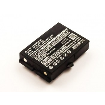 Bateria para comando remoto grua Ikusi TM60