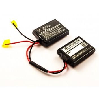 Bateria coluna Beats Pill 1.0 compatível 3,7V 1850mAh, 6,9Wh