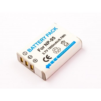 Bateria para FUJIFILM FinePix F30