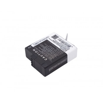 Bateria GoPro Hero 5 AHDBT-501 compatível 3,85V 1.22Ah 4,7Wh