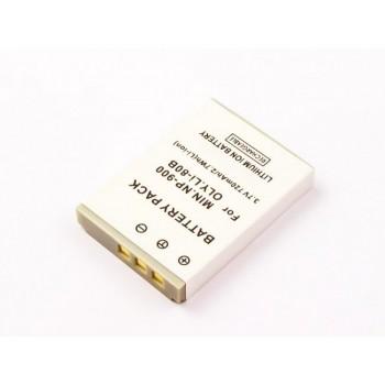 Bateria para Konica Minolta NP-900