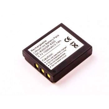 Bateria para ACER CR-8530, 3,7V, 1000mAh, 3,7Wh