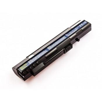 Bateria para Acer Aspire One A110, 11,1V 4400mAh preta