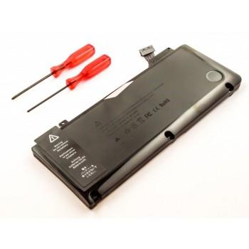 "Bateria Apple MacBook Pro 13"" A1278 A1322 compatível 10,95V 5800mAh 63Wh"