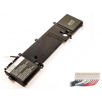 Bateria Dell Alienware 15 R1 R2 Alienware 17 R3 compatível 14,8V 6220mAh 92Wh