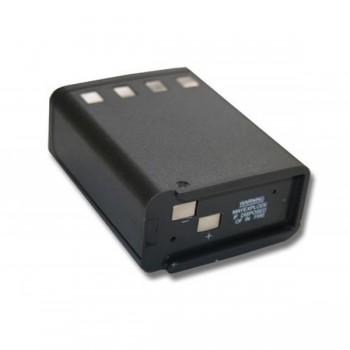 Bateria Motorola HT600 MT1000 compatível 9,6V 1200mAh 11.52Wh