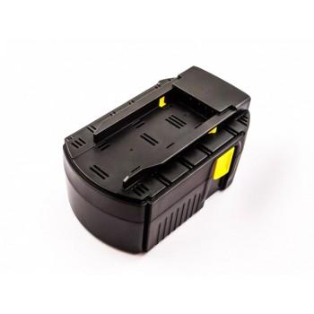 Bateria para HILTI TE 2-A, WSR 650-A (NiMH 24V 3Ah 72Wh)