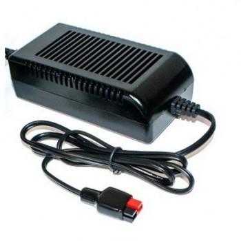Carregador 14,6V 2A para baterias de lítio LiFePO4 (com ficha Hillbilly)