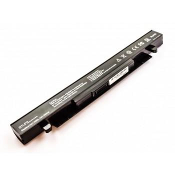 Bateria Asus F450 X450 X550 A41-X550A compatível 14,8V 2.6Ah 38.5Wh