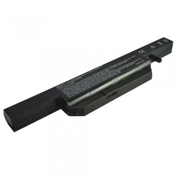 Bateria Clevo W650 W670 W650BAT-6 compatível 11,1V 5200mAh 57Wh