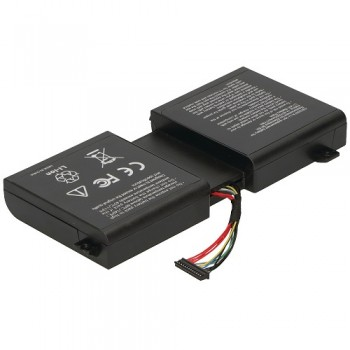 Bateria Dell Alienware M17X M18X compatível 14,8V 5200mAh 77Wh