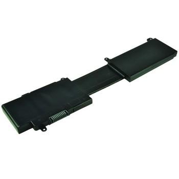Bateria Dell Inspiron 14z 15z 2NJNF compatível 11,1V 4000mAh 44Wh