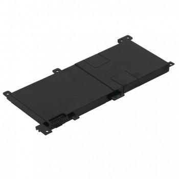 Bateria Asus X556UA X556UV C21N1509 compatível 7,6V 5000mAh 38Wh