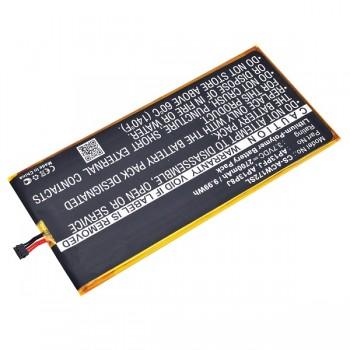 Bateria Acer Iconia B1-720 compatível 3,7V 2.7Ah 9.9Wh