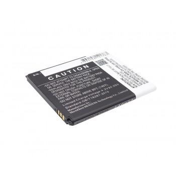 Bateria Alcatel OT-4024 TLi014C7 compatível 3,7V 1.4Ah 5,2Wh