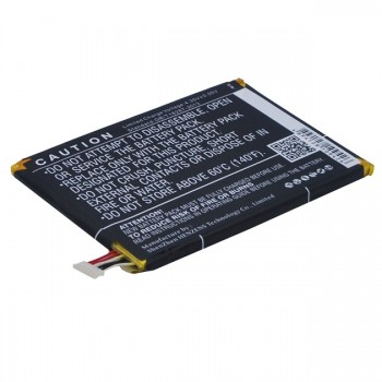 Bateria VODAFONE Smart Prime 6 TLp025A1 compatível 3,8V 2.5Ah 9.5Wh