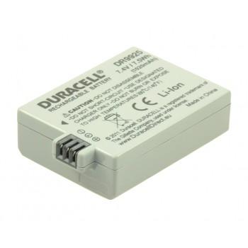 Bateria Canon LP-E5 Duracell 7,4V 1020mAh