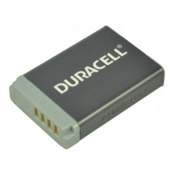 Bateria DURACELL para Canon NB-13L NB13L, 3,7V 1010mAh
