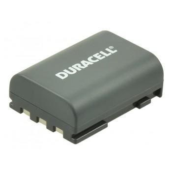 Bateria para Canon NB-2L, NB-2LH, PowerShot G7, G9, S30, S40, Duracell 7,4v 650mAh