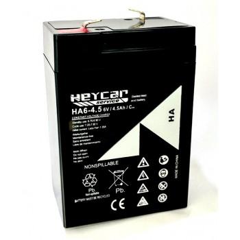Bateria 6V 4,5Ah (term. F1) Heycar AGM standard