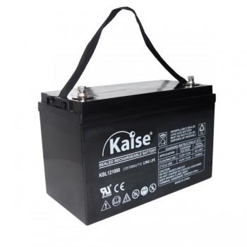 Bateria Long Life 12V 100Ah (C20) Kaise AGM